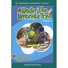 Under the Umbrella Tree: Volume 4 (Home Use)