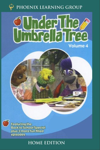 Under the Umbrella Tree: Volume 4 (Home Use)