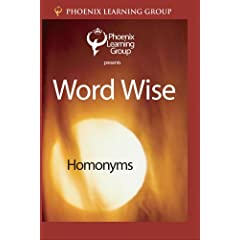 Word Wise: Homonyms