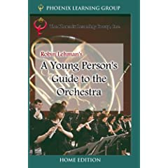 The Young Person's Guide to the Orchestra (Home Use)