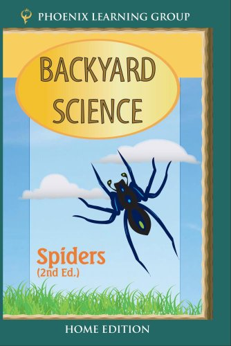 Spiders: Backyard Science (Home Use)