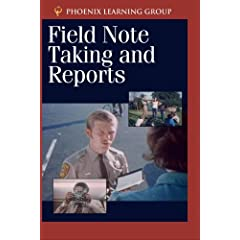 Field Note Taking and Reports