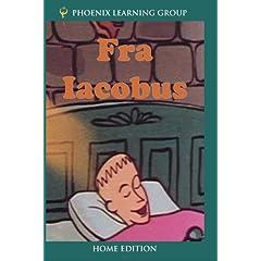 Fra Iacobus (Brother Jacob) - Latin (Home Use)