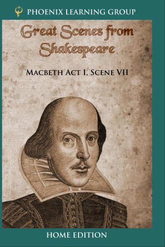 Macbeth Act I, Scene VII  (Home Use)