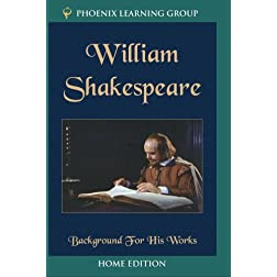 Shakespeare: Background for His Works (Home Use)