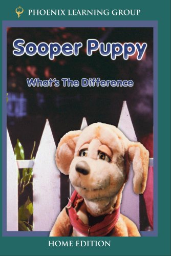 Sooper Puppy: What's the Difference? (Home Use)