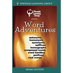 Word Adventures (Home Use)