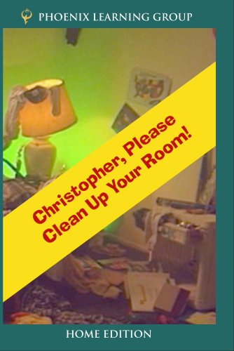 Christopher, Please Clean Up Your Room! (Home Use Version)