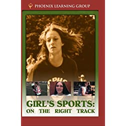 Girls Sports: On the Right Track