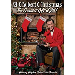 A Colbert Christmas: The Greatest Gift of All!