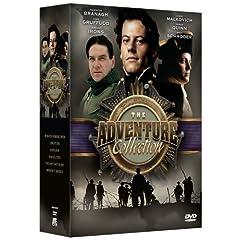 The A&E Adventure Collection DVD Set