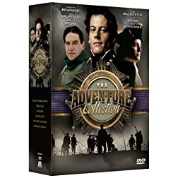 The A&E Adventure Collection DVD Set