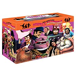 The Complete Monty Pythons Flying Circus - Collectors Edition Megaset