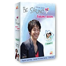 Be Strong Geum Soon Vol. 4