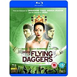House of Flying Dagg [Blu-ray]