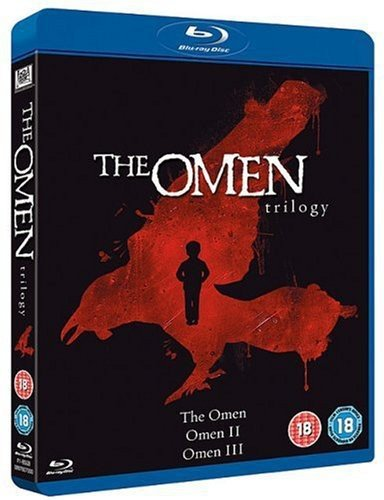 Omen Trilogy [Blu-ray]