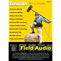 Videomaker Tips & Tricks - Field Audio