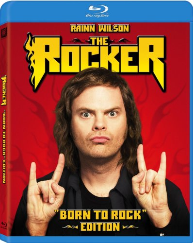 The Rocker [Blu-ray] [includes Digital Copy]