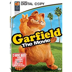 Garfield: The Movie (+ Digital Copy)