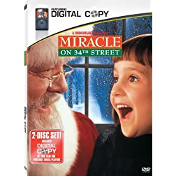 Miracle on 34th Street (+ Digital Copy)
