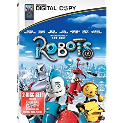 Robots (+ Digital Copy)