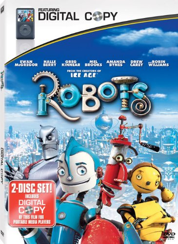 Robots (+ Digital Copy)