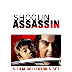 Shogun Assassin: 5 Film Collector's Set