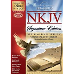 Bibles on DVD: New King James Version - Complete Old and New Testament