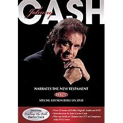 Johnny Cash Narrates the NKJV� New Testament Bible