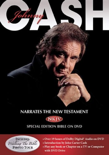 Johnny Cash Narrates the NKJV� New Testament Bible