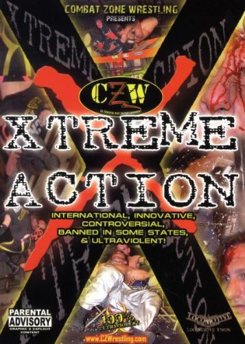 Combat Zone Wrestling: X-Treme Action