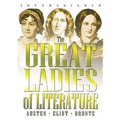 The Great Ladies of Literature