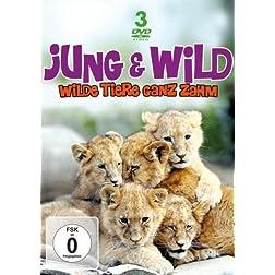 Jung & Wild-Wilde Tiere Ganz Zahm