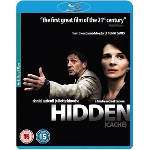 Hidden [Blu-ray]