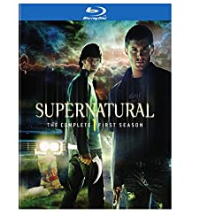 Supernatural: The Complete First Season [Blu-ray]