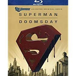 Superman - Doomsday [Blu-ray]