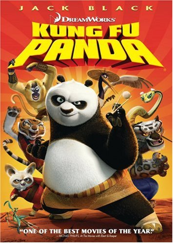 Kung Fu Panda (Full Screen Edition)