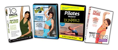 Pilates Starter Bundle (Amazon.com Exclusive)