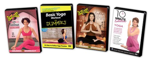 Yoga Starter Bundle (Amazon.com Exclusive)