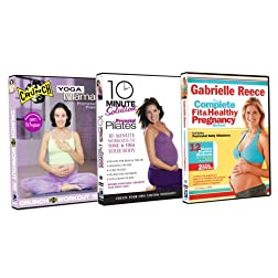 Fit Pregnancy Bundle  (Amazon.com Exclusive)
