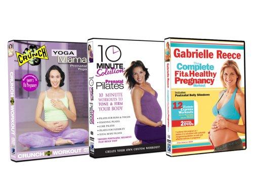 Fit Pregnancy Bundle  (Amazon.com Exclusive)