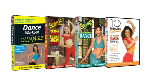 Dance Your Way Fit Bundle (Amazon.com Exclusive)