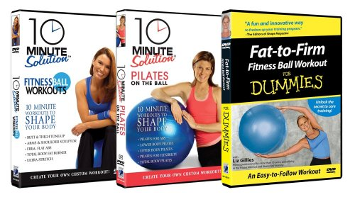 Fit Ball Workouts Bundle (Amazon.com Exclusive)