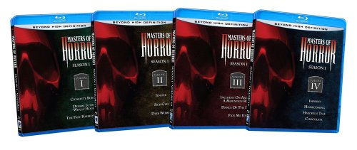 Masters of Horror: The Complete First Season (Amazon.com Exclusive) [Blu-ray]