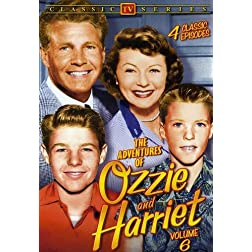 Adventures of Ozzie & Harriet - Volume 6