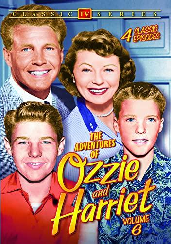 Adventures of Ozzie & Harriet - Volume 6