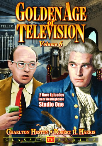 Golden Age Of Television - Volume 6: A Bolt Of Lightning / The Rabbitt