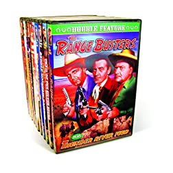 Range Busters: Ultimate Collection, Volume 1 (11-DVD)