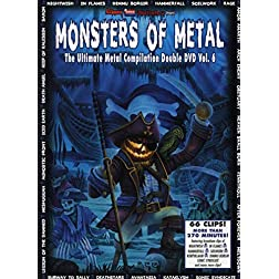 Vol. 6-Monsters of Metal