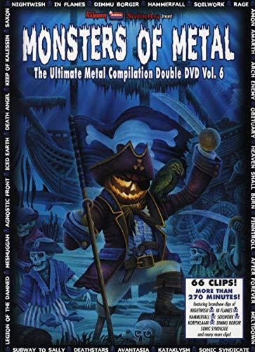Vol. 6-Monsters of Metal